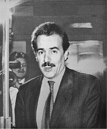 Candidato presidencial, Andrés Pastrana. Archivo fotográfico CIP-El Colombiano